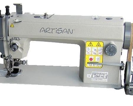 Artisan 1797-1C Edge Trimmer Walking Foot Sewing Machine