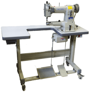 Artisan 335 B  w/ 'U' Table System cylinder arm sewing machine