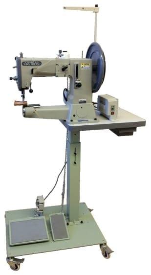 Artisan TORO-3200 w/ PED 500 cylinder arm sewing machines