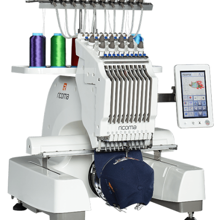 Ricoma EM-1010 Embroidery Machine