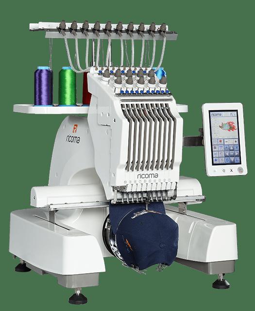 Ricoma EM-1010 Embroidery Machine