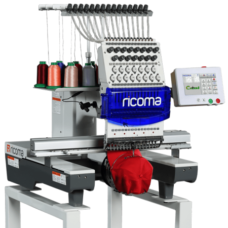 Ricoma Embroidery Machines