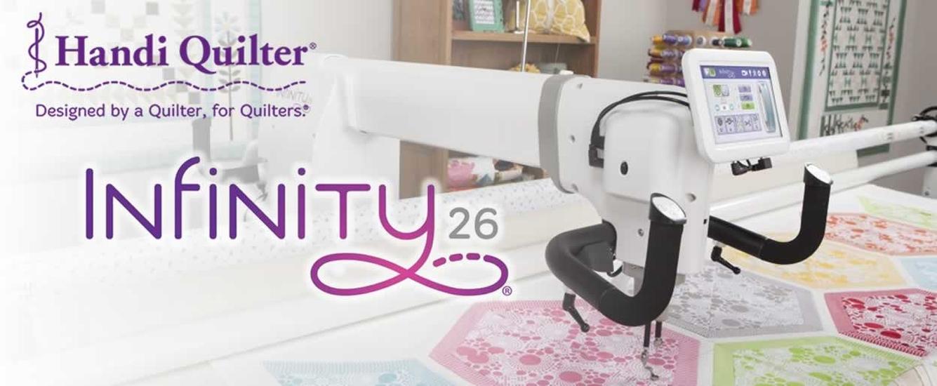 Handi Quilter Infinity 26