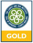 Carpet & Rug Institute Gold Seal