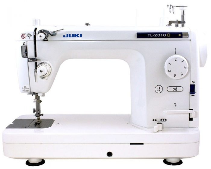 Juki tl-2010q sewing machine