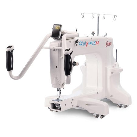 Q'nique 15M Manual-Mode Midarm Quilting Machine