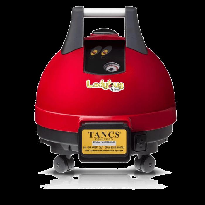 Ladybug® 2200 Steam Vapor System