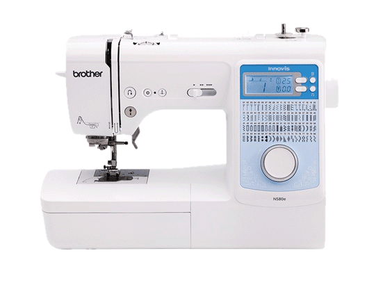 Brother NS80E Home Sewing Embroidery Machine