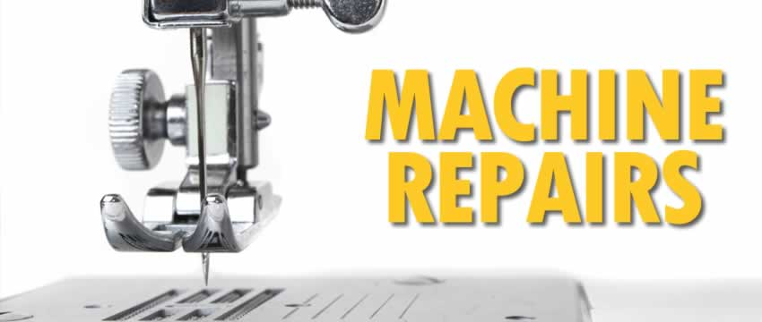 Sewing Machine Repair Services