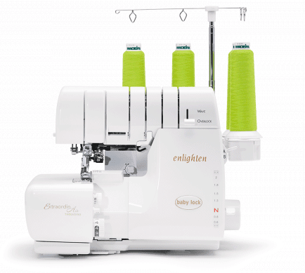 Baby Lock Enlighten Serger