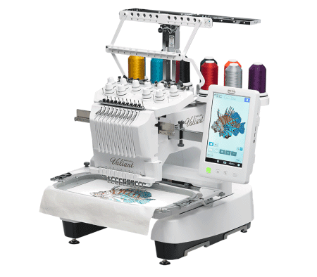 Baby Lock Valiant Multi Needle Embroidery Machine
