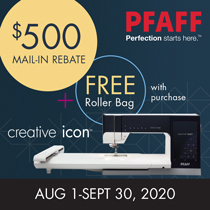 creative icon™ Mail-In Rebate