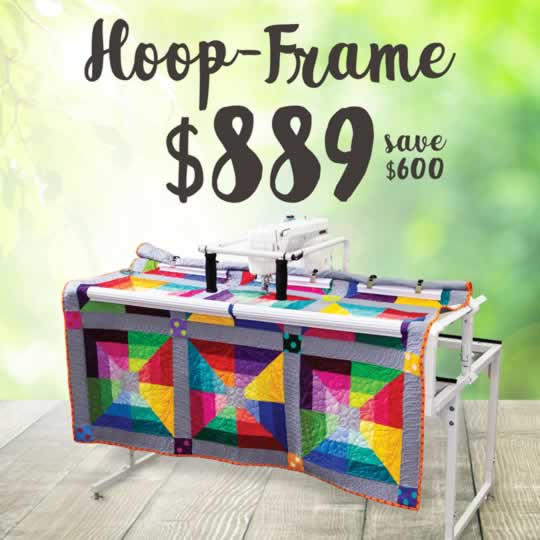 The Grace Company QZone Hoop Frame Offer