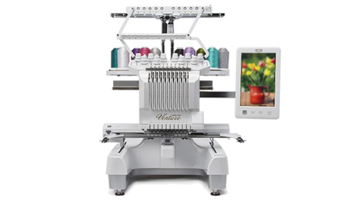 Baby Lock Venture 10-Needle Machine