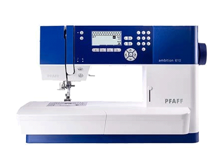 PFAFF® Ambition™ 610 Sewing Machine
