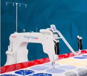 Grace Q'nique Pro 21 Long Arm Quilting Machine