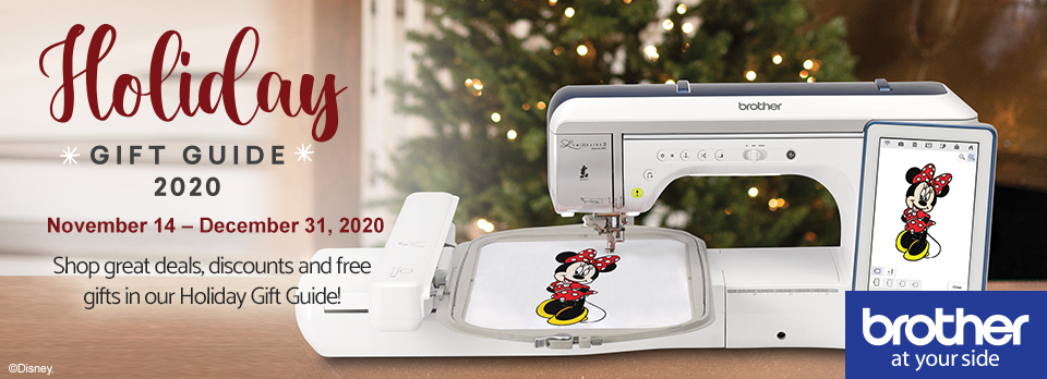 Brother 2020 Holiday Promotion