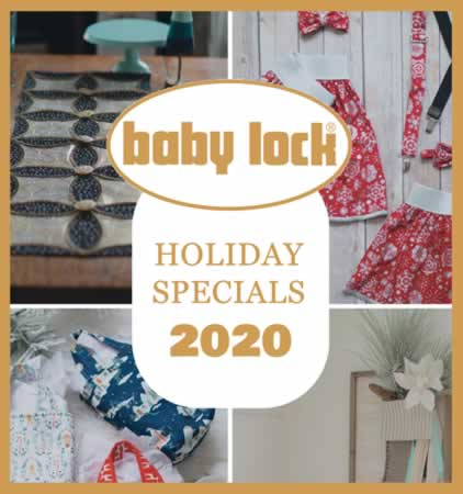 Baby Lock Holiday Gift Guide 2020