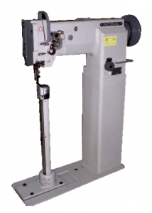 """Artisan 6191-1 17"""" Tall Post-Bed, Compound Needle Feed, Walking Foot Machine"""