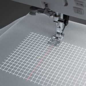 PFAFF Creative Icon 2 Sewing and Embroidery Machine - Projector