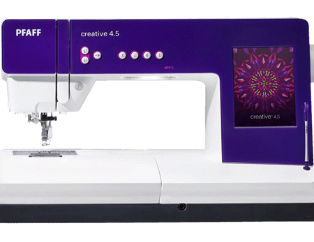 PFAFF Creative 4.5 Sewing & Embroidery Machine