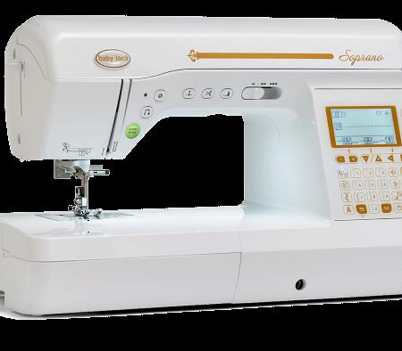 Baby Lock Soprano Sewing & Quilting Machine